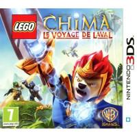 LEGO Chima Jeu 3DS