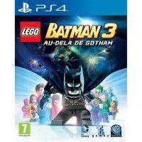 LEGO Batman 3 Au dela de Gotham - Jeu PS4