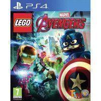 LEGO Marvels Avengers - Jeu PS4