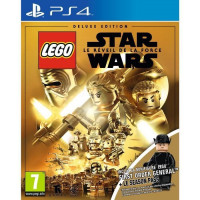 LEGO Star Wars : Le Reveil de la Force - Deluxe Edition First Order General Jeu PS4