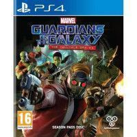 Marvels Guardians Of The Galaxy : The Telltale Series Jeu PS4