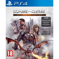 LOmbre de la Guerre Definitive Edition Jeu PS4