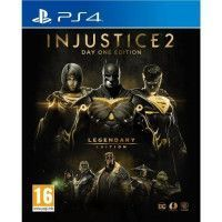 Injustice 2: Legendary Edition - Day One Edition Jeu PS4