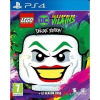 LEGO DC Super-Vilains Deluxe Edition Jeu PS4