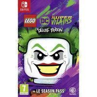 LEGO DC Super-Vilains Deluxe Edition Jeu Switch
