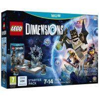 Lego Dimensions Starter Pack - Jeu Wii U