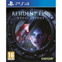 Resident Evil Revelations Jeu PS4