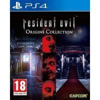 Resident Evil Origins Jeu PS4