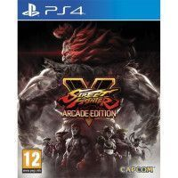 Street Fighter V Edition Arcade Jeu PS4