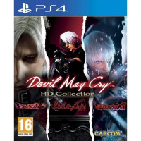 Devil May Cry HD Collection Jeu PS4
