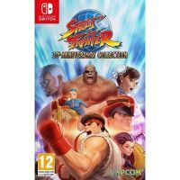 Street Fighter 30th Anniversary Collection Jeu Switch