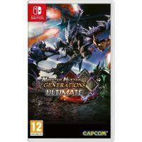 Monster Hunter Generations Ultimate Jeu Switch