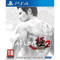 Yakuza Kiwami 2 Steelbook Edition Jeu PS4