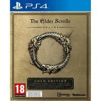 The Elder Scrolls Online Edition Gold Jeu PS4