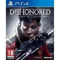 Dishonored : La Mort de lOutsider Jeu  PS4