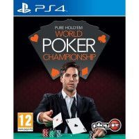 Pure Holdem World Poker Championship Jeu PS4