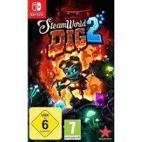 SteamWorld Dig 2 Jeu Switch
