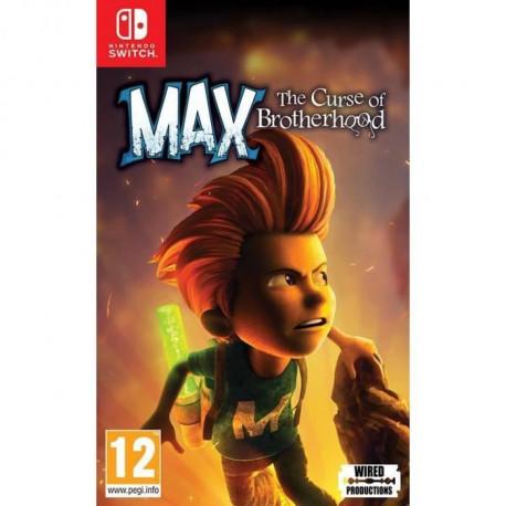 Max - The Curse of Brotherhood Jeu Switch