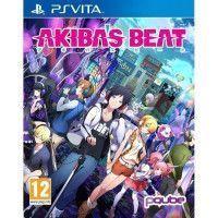 Akibas Beat Jeu PS Vita