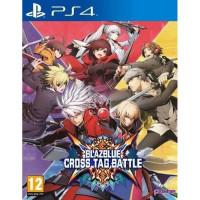 BlazBlue Cross Tag Battle Jeu PS4