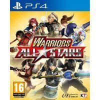 Warriors All Stars Jeu PS4