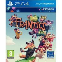 Frantics - Jeu PS4 - Playlink