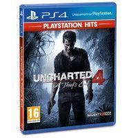 Uncharted 4 A Thiefs End PlayStation Hits Jeu PS4