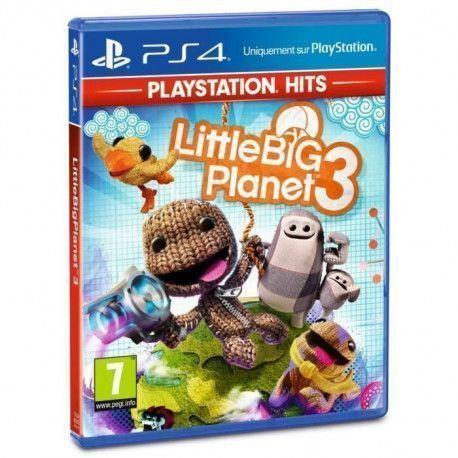 Little Big Planet 3 PlayStation Hits Jeu PS4