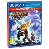 Ratchet + Clank PlayStation Hits Jeu PS4