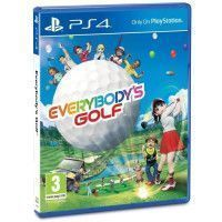 Everybodys Golf Jeu PS4