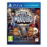 World of Warriors Jeu PS4