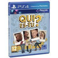 Qui es-tu Jeu PS4-PlayLink
