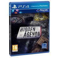 Hidden Agenda Jeu PS4-PlayLink