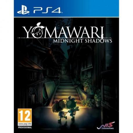 Yomawari: Midnight Shadows Jeu PS4