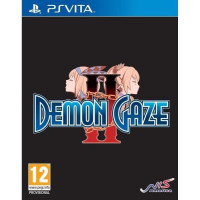 Demon Gaze II Jeu PS Vita