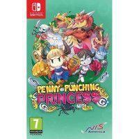 Penny-Punching Princess Jeu Switch