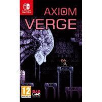 Axiom Verge Jeu  Switch