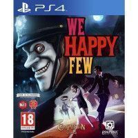We Happy Few Jeu PS4