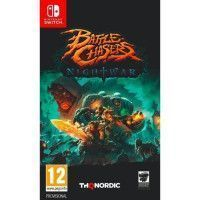 Battle Chasers: Nightwar Jeu Switch
