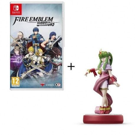 Fire Emblem Warriors Jeu Switch + Amiibo Tiki