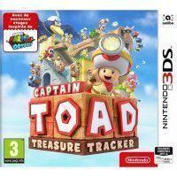 Captain Toad: Treasure Tracker Jeu 3DS