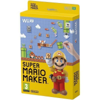 Super Mario Maker Jeu Wii U