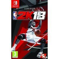 NBA 2K18 Legend Edition Jeu Switch