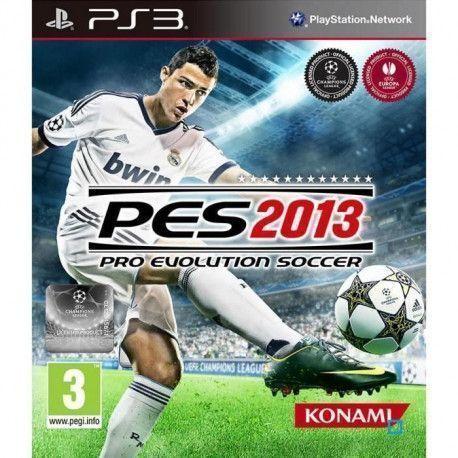 PES 2013 - Jeu PS3
