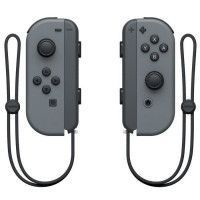 Manettes Joy-Cons Grises pour Console Switch