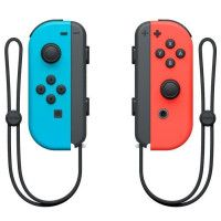 Manettes Joy-Con Bleu Neon / Rouge Neon pour Console Switch