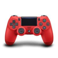 Manette DualShock 4 Rouge PS4 V2