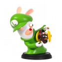 Figurine Mario + The Lapins Cretins Kingdom Battle - Luigi 15cm
