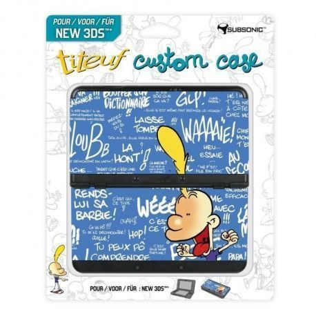 Coque Titeuf Subsonic pour New 3DS