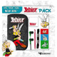 Pack daccessoires Asterix Subsonic pour Nintendo New 3DS